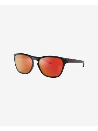 Slnečné okuliare pre mužov Oakley - čierna, červená