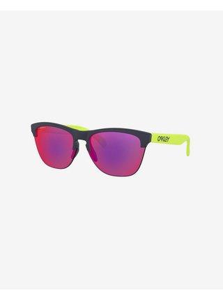 Slnečné okuliare pre ženy Oakley - čierna, fialová