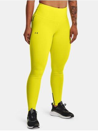 Legíny Under Armour UA Rush Legging Q3 CL- žlutá