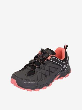 Dětský obuv outdoor ALPINE PRO Nao šedá