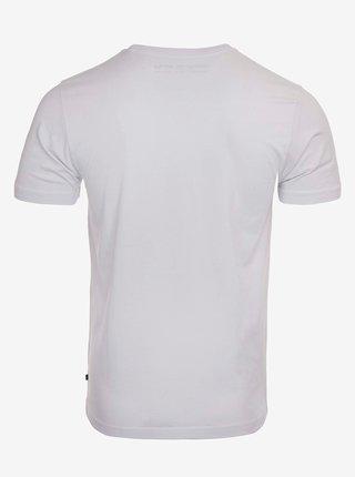 Pánské triko ALPINE PRO JUHES bílá