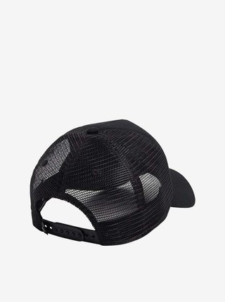 Quiksilver MONGREL FLAME black baseballová kšiltovka - černá