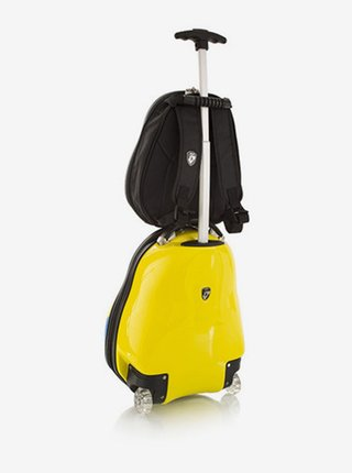 Dětský kufr Heys Travel Tots Bumble Bee – sada batohu a kufru