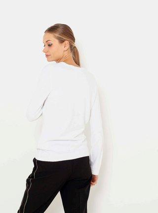 Kardigany pre ženy CAMAIEU - biela