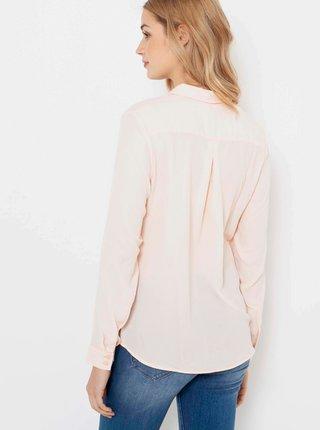 Světle růžová košile CAMAIEU