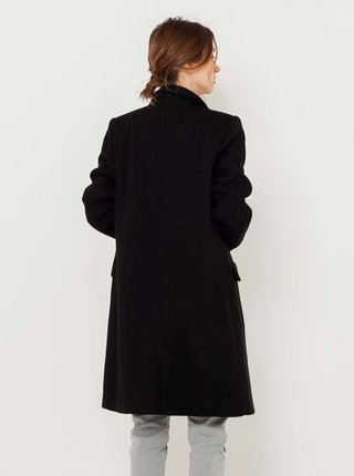 Černý kabát CAMAIEU