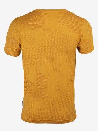 Pánské triko ALPINE PRO STRELL žlutá