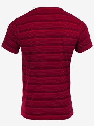 Pánské triko ALPINE PRO RATIZ červená