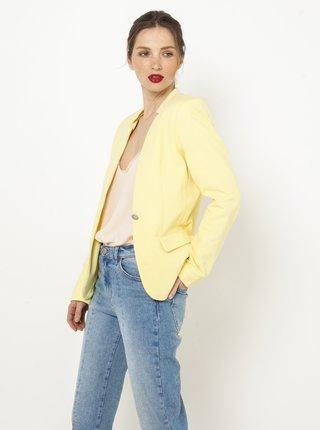 Žlté sako CAMAIEU