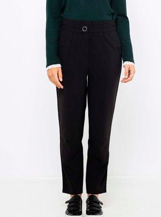 Černé kalhoty CAMAIEU