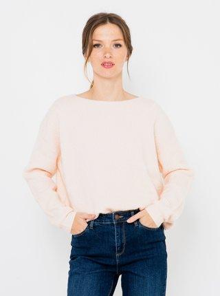 Ružový sveter CAMAIEU