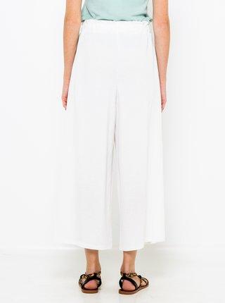 Bílé culottes kalhoty CAMAIEU