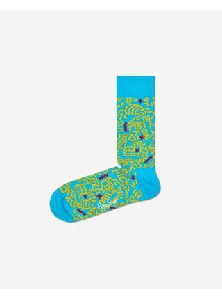 Keith Haring All Over Ponožky Happy Socks