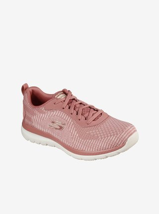 Skechers růžové tenisky Bountiful Purist Rose