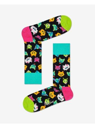Ponožky pre ženy Happy Socks - čierna