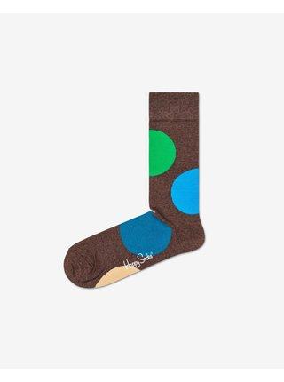 pre mužov Happy Socks - hnedá