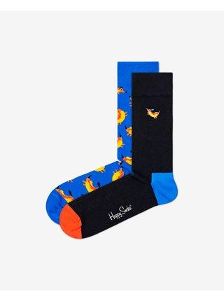 Hot Dog Dog Ponožky 2 páry Happy Socks
