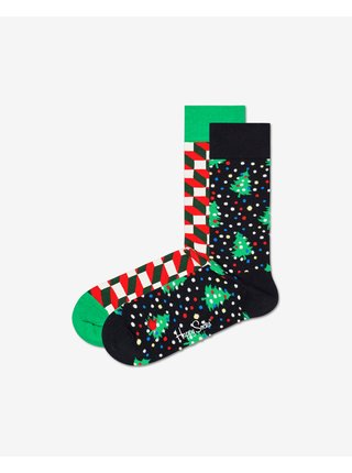 pre mužov Happy Socks - čierna, zelená