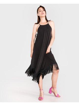 Šaty na denné nosenie pre ženy Replay - čierna