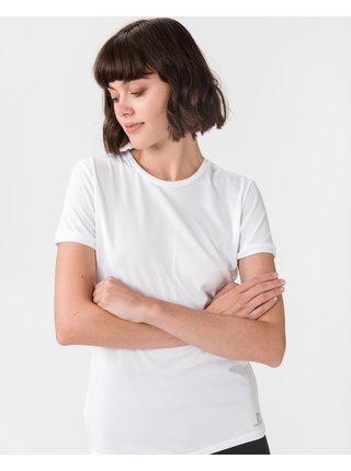 Tričká s krátkym rukávom pre ženy Salomon - biela
