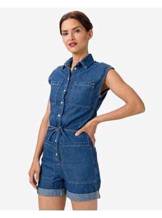 Overaly pre ženy Pepe Jeans - modrá
