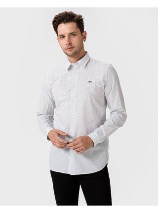 Formálne pre mužov Lacoste - biela