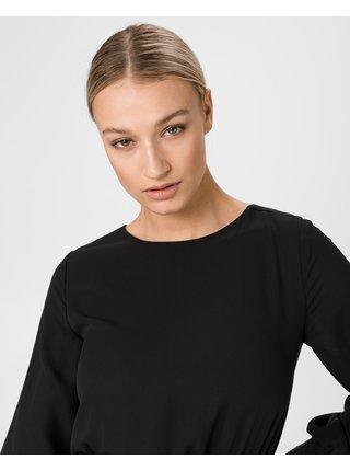 Spoločenské šaty pre ženy Pepe Jeans - čierna