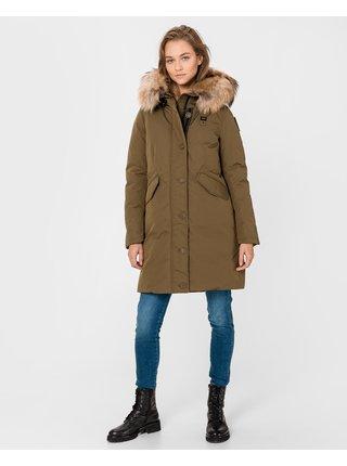 Kabáty pre ženy Blauer - zelená
