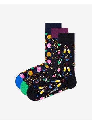 Celebration Ponožky 3 páry Happy Socks