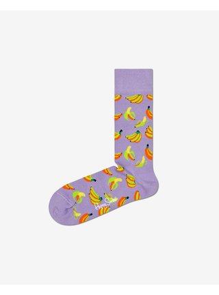 pre mužov Happy Socks - fialová