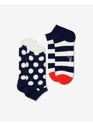 pre mužov Happy Socks - modrá, biela