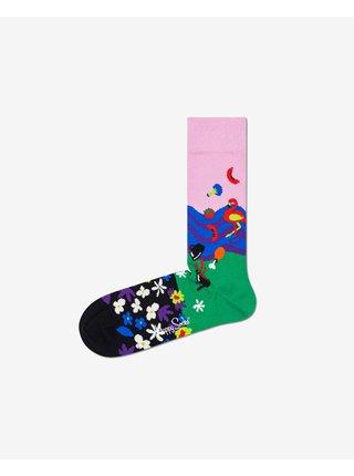 Summer Paradise Ponožky Happy Socks