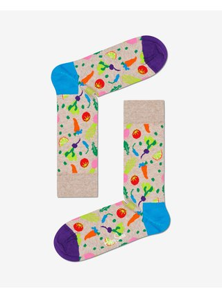 pre mužov Happy Socks - béžová