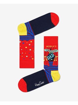 Father's Day Ponožky 3 páry Happy Socks