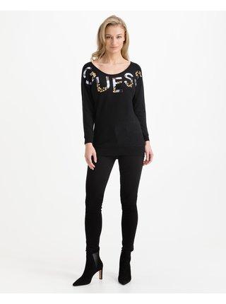 Svetre pre ženy Guess - čierna