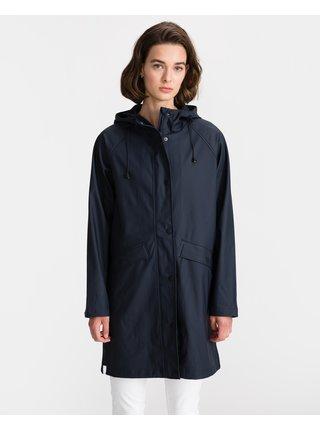Kabáty pre ženy ICHI - modrá