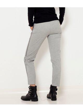 Nohavice pre ženy CAMAIEU - svetlosivá