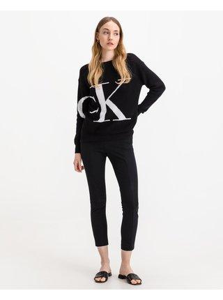 Svetre pre ženy Calvin Klein - čierna
