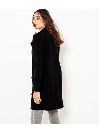 Čierny ľahký kabát CAMAIEU