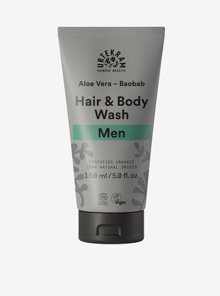Sprchový gel/šampon 2v1 MEN BIO Urtekram (150 ml)