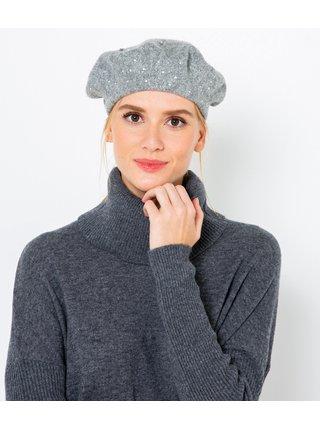 Čiapky, čelenky, klobúky pre ženy CAMAIEU - sivá