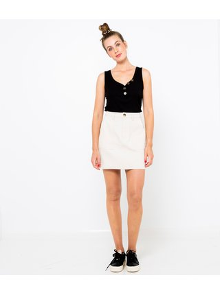 Bílá sukně CAMAIEU