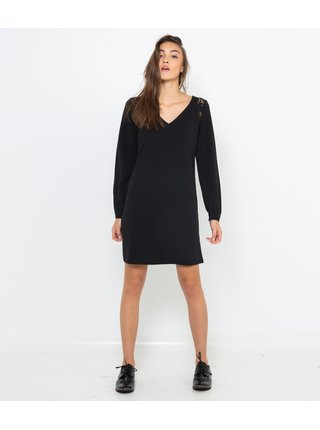 Černé šaty CAMAIEU