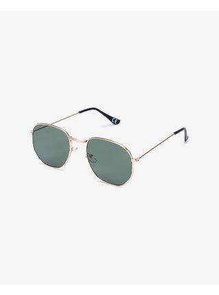 Slnečné okuliare pre mužov Blend - zlatá