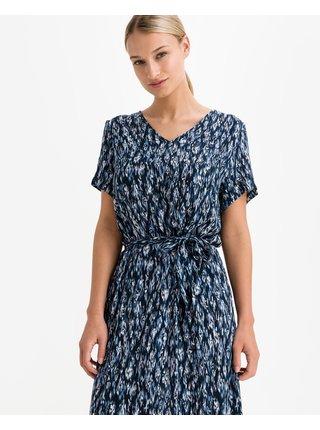 Voľnočasové šaty pre ženy ICHI - modrá