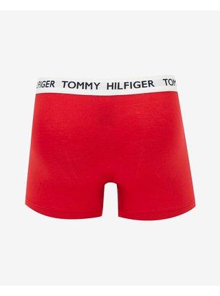 Boxerky pre mužov Tommy Hilfiger - červená