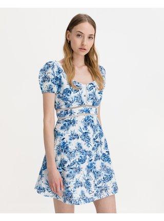 Voľnočasové šaty pre ženy Guess - modrá