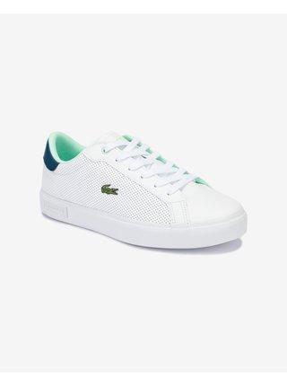 Tenisky pre ženy Lacoste - biela