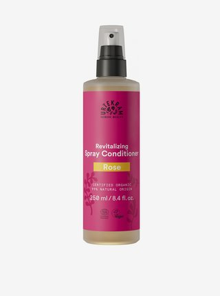 Kondicionér sprej Růžový BIO Urtekram (250 ml)