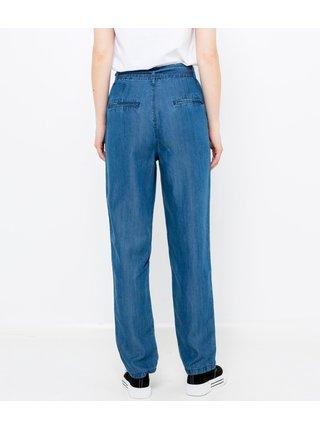Nohavice pre ženy CAMAIEU - modrá